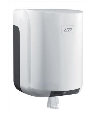 JVD CleanLine Maxi kitchen roll dispenser white plastic - 899605