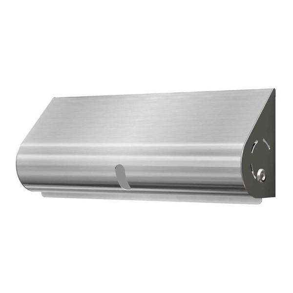 Design papierrolhouder van Dan Dryer, sterk en eenvoudig in gebruik.