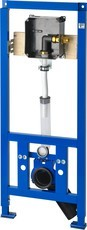 Franke AQUAFIX installatie-element AQFX0008 voor zwevende wc's Franke GmbH AQFX0008