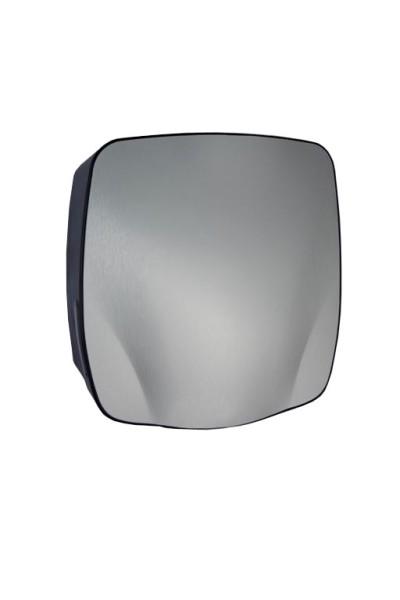 PlastiQline Exclusive Handdoekdispenser for wandmontage in zwart PlastiQ-line-exclusive 5730
