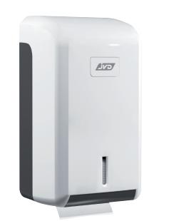 CleanLine maxi toiletpapier dispenser uit ABS kunststof
