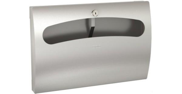 Franke Stratos toiletbrilpapier-dispenser gemaakt van RVS voor wandmontage STRX680 Franke GmbH STRX680