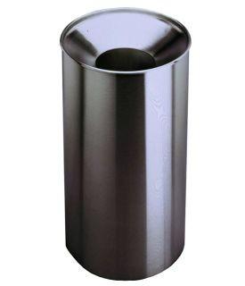 Bobrick afvalcontainer met afval hopper van roestvrij staal 125L B-2400 Bobrick B-2400