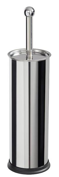 Sanea toiletborstel houder gemaakt van roestvrij staal met plastic steel Rossignol 51611
