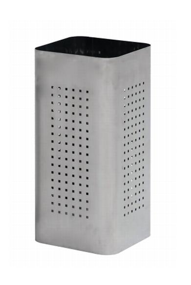 Graepel G-Line QBIN paraplubak gemaakt van geborsteld roestvrij staal 1.4016 G-line Pro K00021299