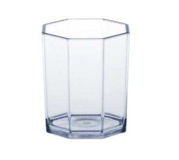 SET 20 stuks Shot glazen 2cl/4cl SAN PC kristal helder van hoogwaardig kunststof - Schorm GmbH 9039