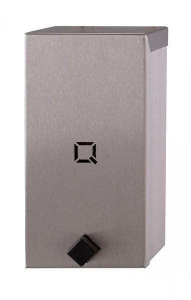 Qbic-Line zeepdispenser RVS 900 ml Qbic-line AusfŸhrung:FlŸssigseife 6730,7300,7350