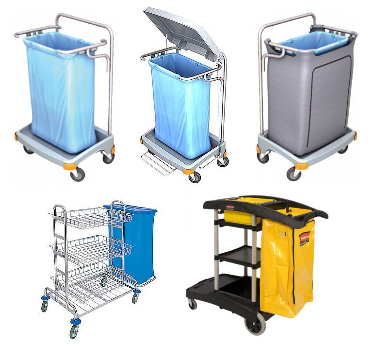 Afvalverzamelwagen-enkelvoudig