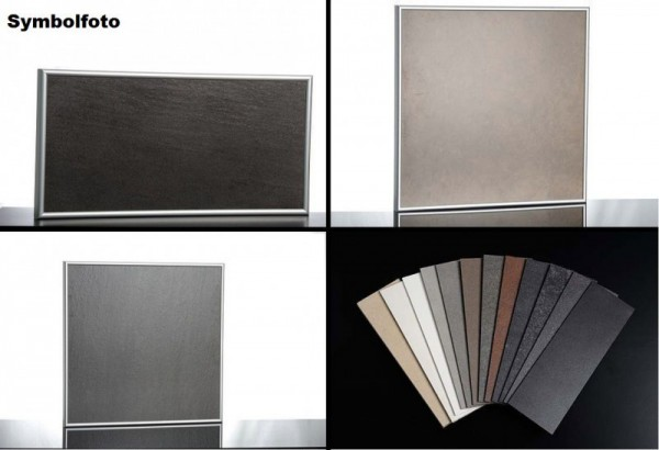 Infrarood keramiek stralingspanel 450W met aluminium frame van Elbo Therm Elbo therm TA450,TA450,TA450,TA450,TA450,TA450