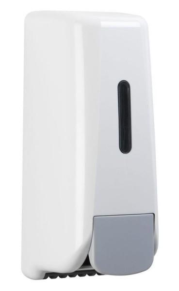 Hyprom desinfectie & zeepdispenser drukknop White - 400ml Hyprom SA 0410-020