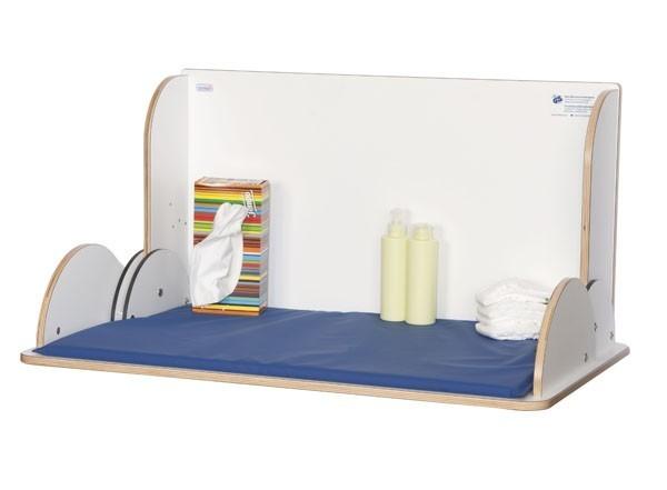 KAWAQ opklapbare houten baby verschoontafel van timkid voor kleine ruimtes Timkid GmbH 100116,100123