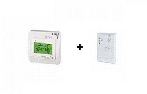 Elbo Therm verwarmingsthermostaat obderdelen in wit Elbo therm BPT710,BPT001,BPT002,BPT003