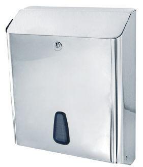Marplast Towelinox papertowel dispenser made of polished stainless steel MP802 Marplast S.p.A. 802