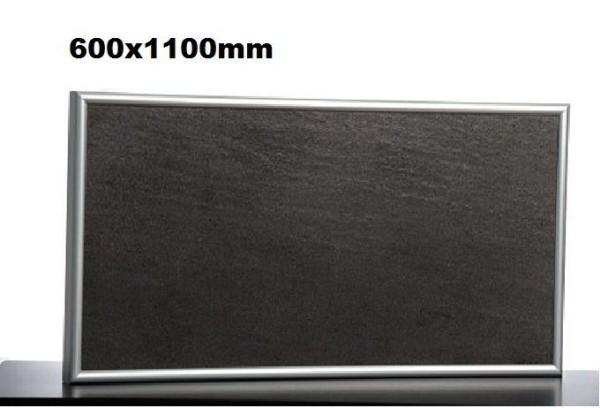 Elbo infrarood wandstralingspaneel gemaakt van keramiek zwart 600 tot 800W Elbo therm TA600,TA600,TA700,TA700,TA800,TA800