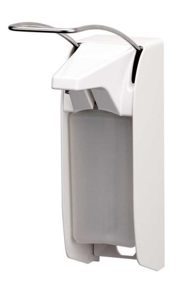 Ophardt ingo-man¨ plus soap & disinfectant dispenser 500ml made of stainless steel Ophardt Hygiene 1417467,1416017,1416000,1417465,1417023,1417021