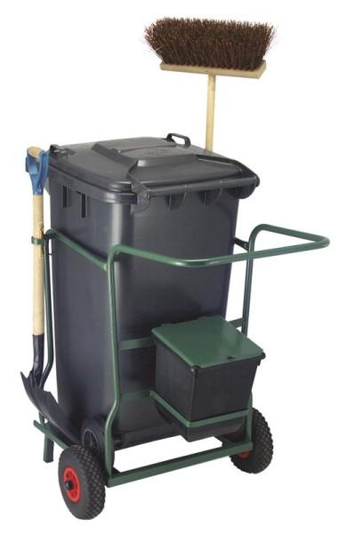 Containerkar 1x 240 ltr compleet 31006111