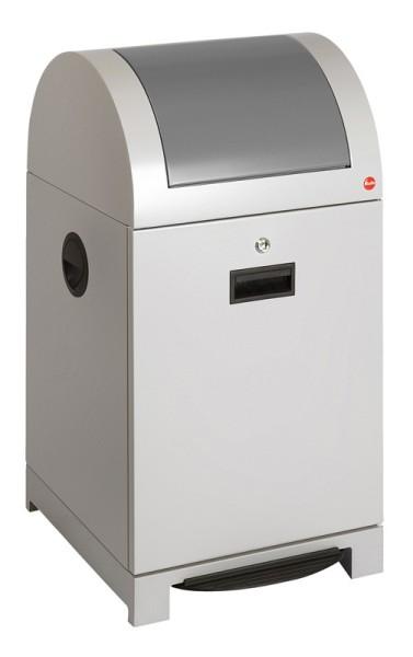 ProfiLine recycling pedaalemmer met afvalzakhouder 40 ltr, Hailo Hailo 26094292
