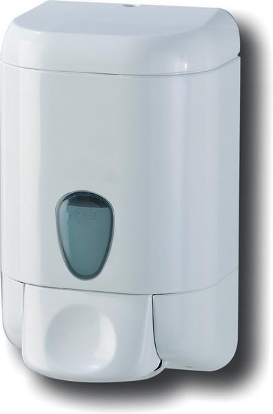 Marplast MP615 navulbare witte kunststof zeepdispenser voor vloeibare zeep 1L Marplast S.p.A. 615