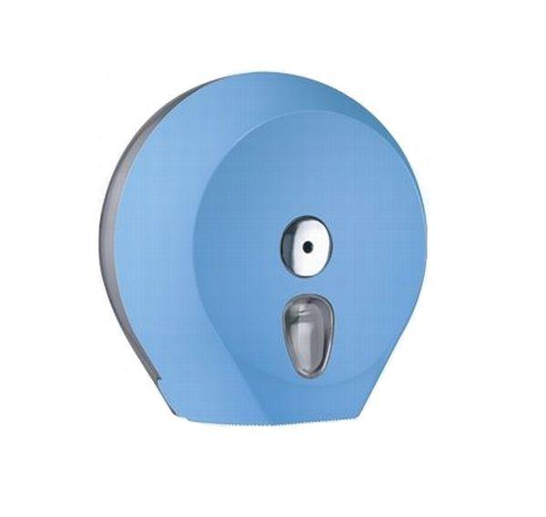 Colored Edition WC-papier dispenser gemaakt van kunststof voor wandmontage Marplast