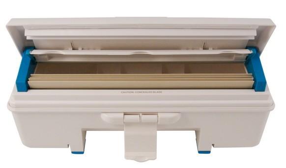 Voor aluminiumfolie, plasticfolie, bakpapier en bakfolie Wrapmaster WM3000 Wrapmaster 63M90