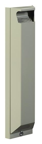 Arkea 3L asbak voor wandmontage gemaakt van staal met uv-coating van Rossignol Rossignol 56505,56508,56509,56145