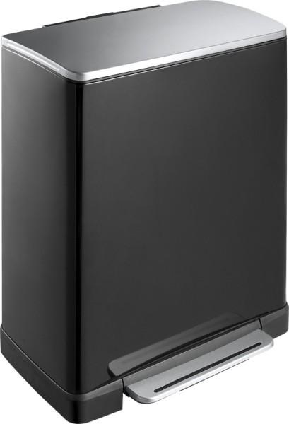 Pedaalemmer E-Cube recycling 28+18 ltr, EKO Eko 31650248,3166753