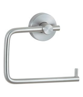 Bobrick B-543 toilet paper roll holder available in 2 versions of stainless steel Bobrick B-543, B-5436