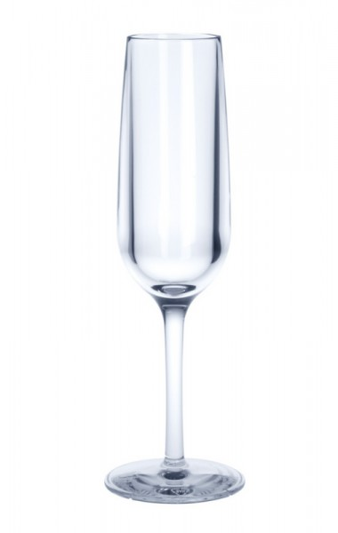 Herbruikbare Champagnerglas 0,1l PC van plastic Schorm GmbH 9086