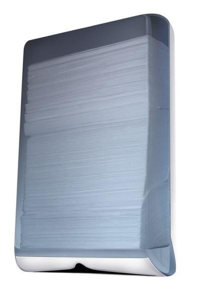 Marplast papierhanddoek dispenser gemaakt van kunststof voor wandmontage Marplast S.p.A. MP786,MP786