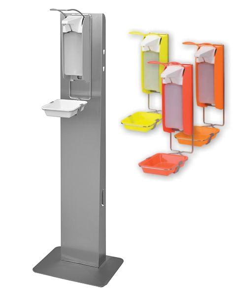 Desinfectie-Zuilen-Staande-Desinfectie-Dispenser