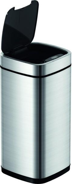 Afvalbak touch deksel 50 ltr, EKO Eko 31667741