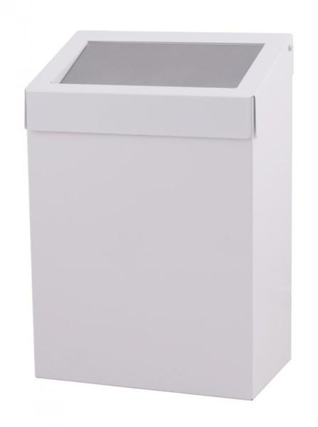 DUTCH-BINS afvalcontainer - verkrijgbaar in roestvrij staal of wit Dutch-bins 13075,13072