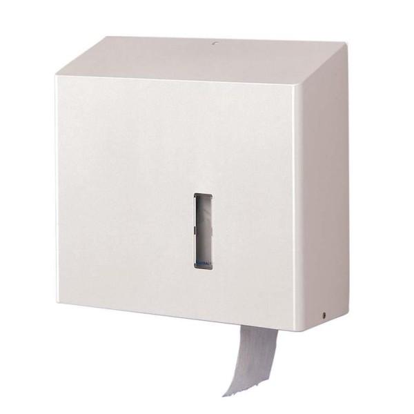 Dispenser for toilet paper for wall mounting for 1 JUMBO roll from Dan Dryer Dan Dryer A/S 1123,1126