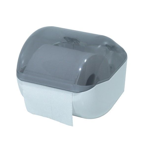 Toiletpapier dispenser gemaakt van kunststof voor wandmontage in versch. kleuren Marplast MP619 Marplast S.p.A.