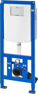 Franke AQUAFIX installatie-element AQFX0006 met ingebouwd spoelreservoir Franke GmbH AQFX0006