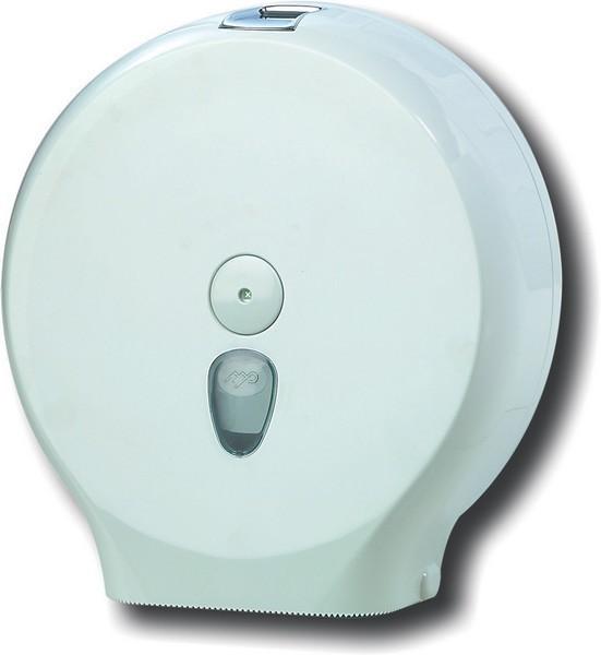 Marplast Jumbo toiletpapier dispenser in wit voor wandhouder gemaakt van kunststof Marplast S.p.A. 588