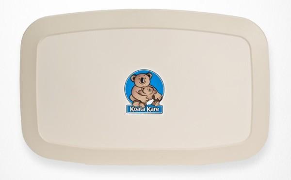 KB-200 - Horizontaal Cream MICROBAN¨ Technologie - NIEUW Koala Babyverschoontafel Koala Kare Products KB-200