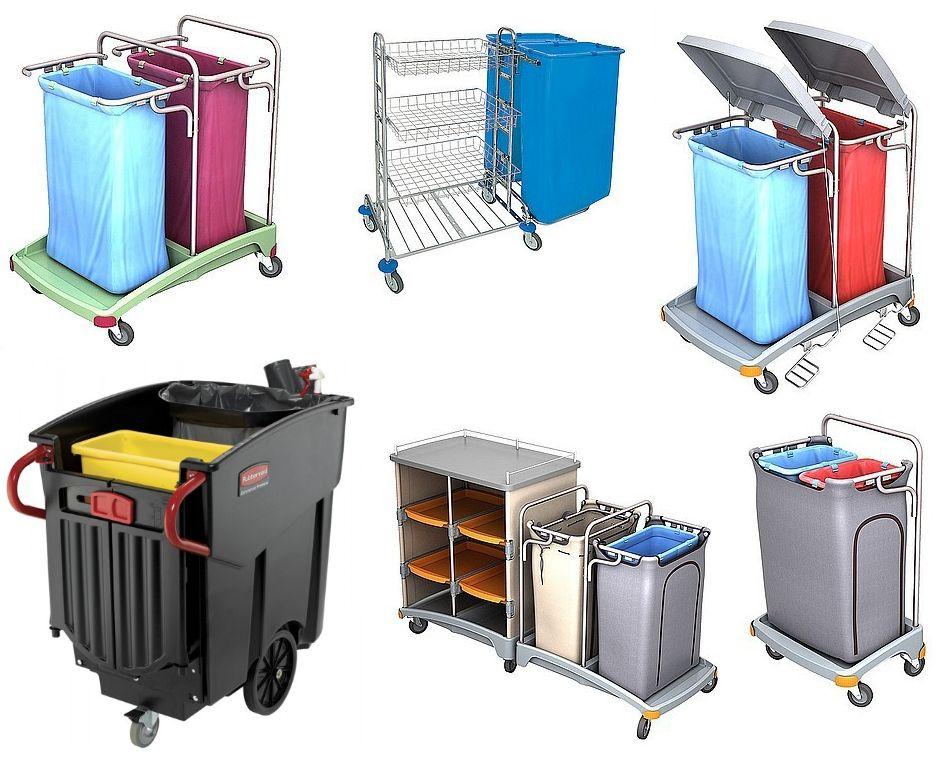Afvalverzamelwagen-tweevoudig