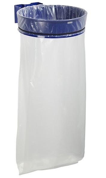 Collecte stalen afvalzakhouder 110 liter zonder deksel - wandmontage van Rossignol Rossignol 57075,57097,57115,58207,58208