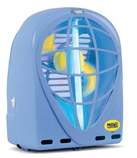 Ventilator insectenvanger insectivoro kyoto 396 - UV lamp - zachte propellor MO-EL 396A