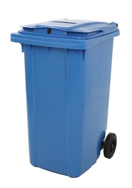 Container met papiergleuf en slot 31007349
