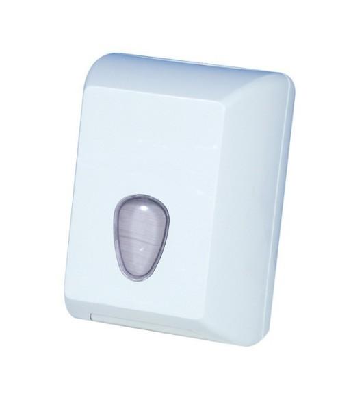 Toilet papier dispenser MP622 gemaakt van kunststof voor wandmontage Marplast S.p.A. Farbe:Chrom