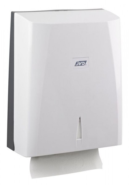 CleanLine Yaliss ZigZag paper towel dispenser - ABS - 450 to 700 sheets CleanLine 899880