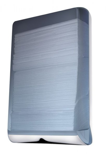 Marplast MP 788 kunststof handdoek dispenser in wit/transparant wandmontage Marplast S.p.A. 788