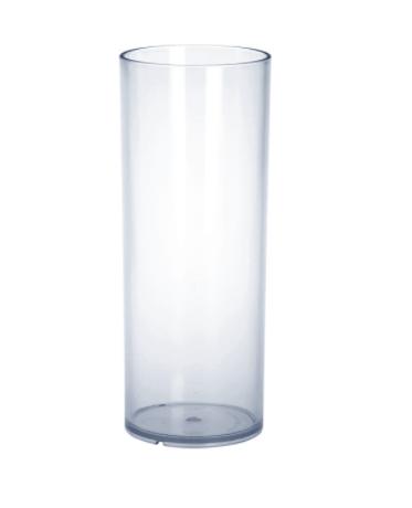 12 stuks Bar glazen 0,25l SAN - kunststof Schorm GmbH 9066