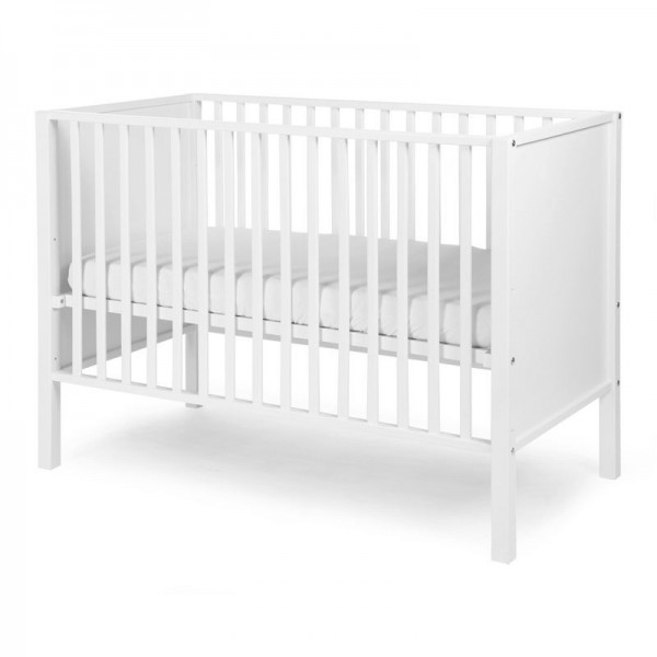 Chilhome bed ref 22 gesloten beuk 60x120 Childhome BE22NA,BE22SG,BE22WI