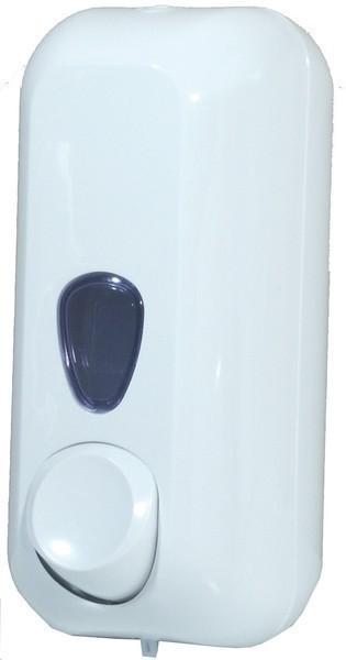 Marplast zeep dispenser wit MP714 gemaakt van kunststof voor wandmontage Marplast S.p.A. 714