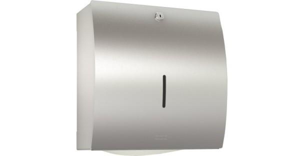 Franke papierenhanddoekdispenser STRX600 voor wandmontage met InoxPlus Franke GmbH STRX600