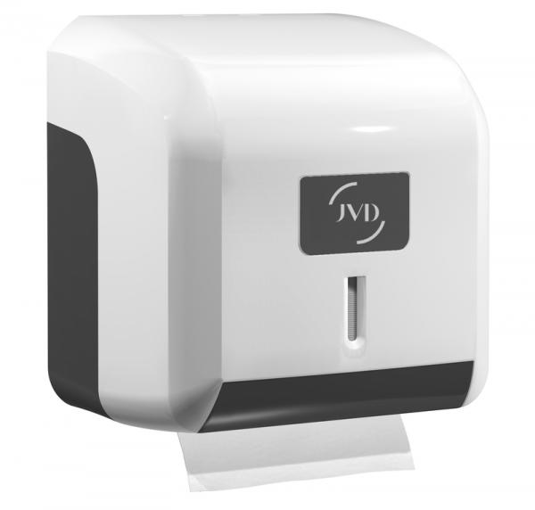 CleanLine Mini Toilet paper dispenser made of plastic 899608 by JVD