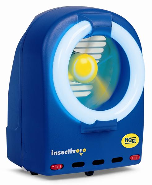 Insectenvanger insectivoro 361 basic - ventilator techniek - ABS kunststof MO-EL 361B
